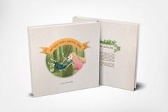עיצוב ואיור כריכת ספר ילדים