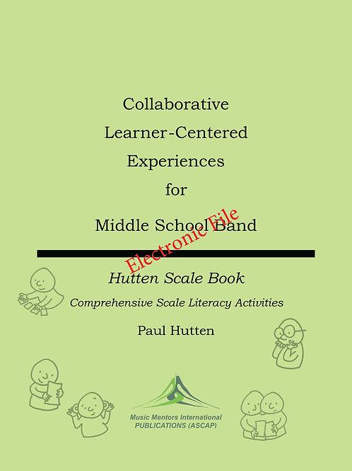 Hutten Scale Book Comprehensive Scale Literacy Activities