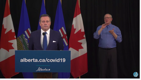 Alberta declares a state of public health emergency (video)