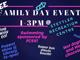 2/15 Celebrate 30 years of Family Day on February 17th