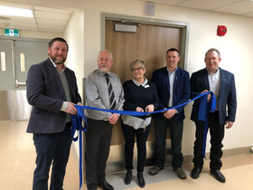 2/14 Stettler hospital's labour and delivery renovations now complete