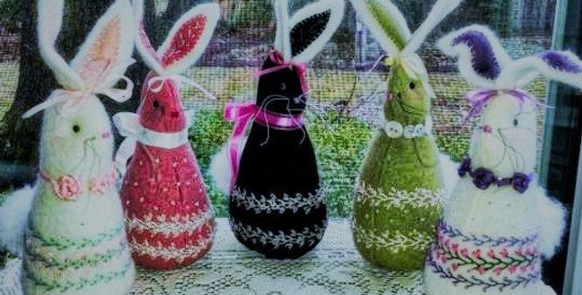Honey Bunny Pattern