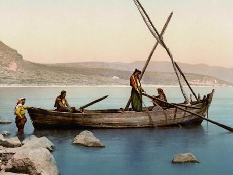 Fishers of Men (People) Sunday