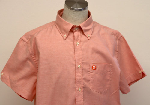 Trojan BD SS Shirt TR8311 Orange