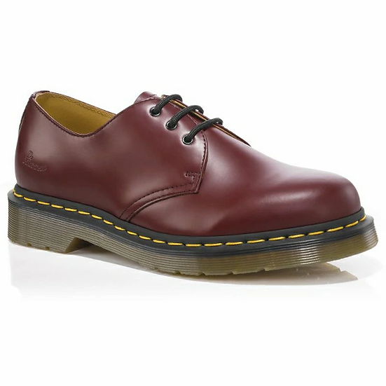 1461Z 3EYE GIBSON SHOES CHERRY RED 10085600