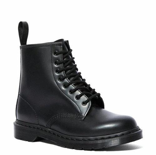 1460 MONO 8EYE BOOTS BLACK 14353001