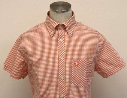 Trojan BD SS Shirt TR8310 Orange