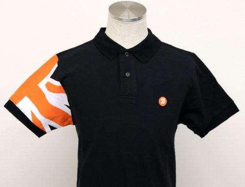Trojan Polo Shirt TR8324 Black