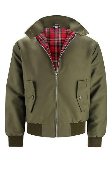 Mens Classic Harrington Jacket OLIVE
