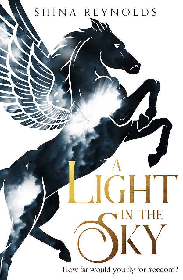 A Light in the Sky by Shina Reynolds
