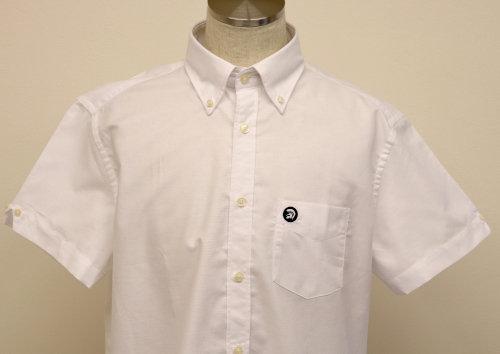 Trojan BD SS Shirt TR8311 White