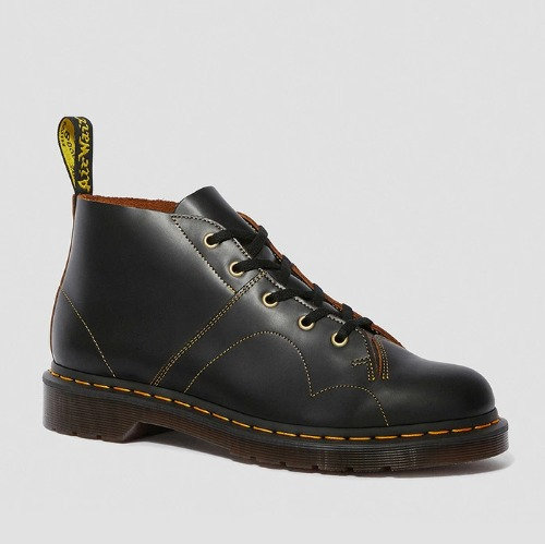 ARCHIVE CHURCH BLACK VINTAGE SMOOTH 16054001