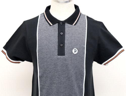 Trojan Polo Shirt TR8322 Black