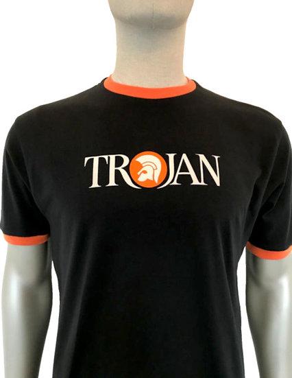 Trojan Helmet Logo Tee TC/1014 Trojan