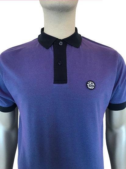 Ska&Soul Polo Shirt SS/2267 Purple