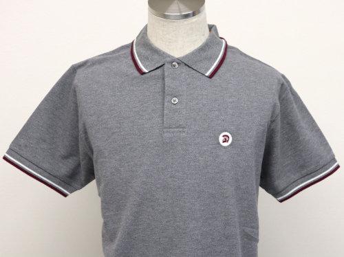 Trojan Polo Shirt TR8323 Grey