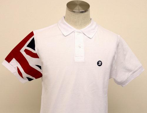Trojan Polo Shirt TR8324 White
