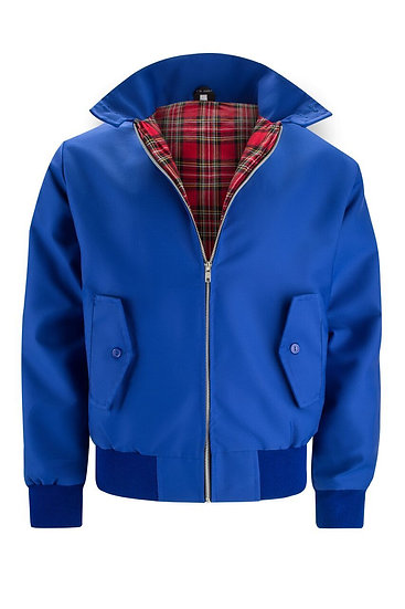 Mens Classic Harrington Jacket LOYAL/BLUE