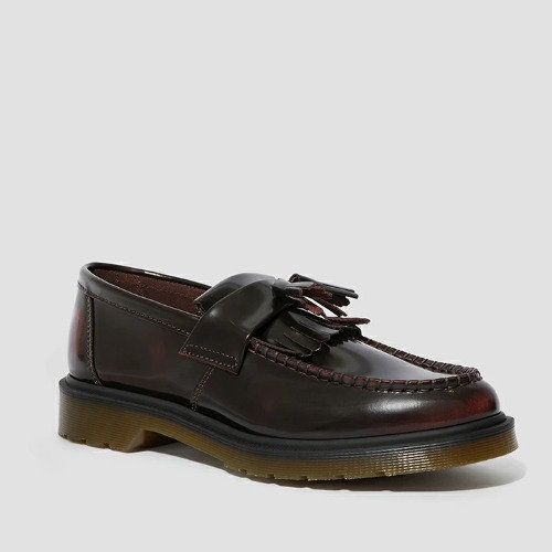 CORE ADRIAN TASSEL LOAFER CHERRY RED 14573601
