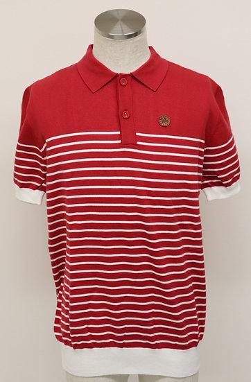 Ska & Soul Polo Shirt SS2155 Blood