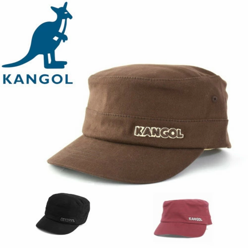 KANGOL COTTON TWILL ARMY CAP 107169015