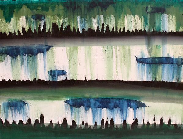 Wasteland by artist Shina Reynolds