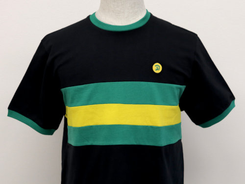 Trojan Stripe Tee TR8391 Jamaica