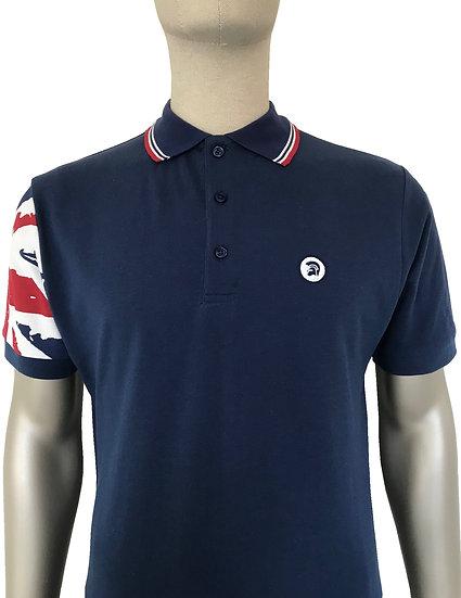 Flag Sleeve Pique Polo TR/8425 Union