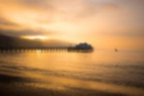 Malibu Pier just Minutes from Glampotel Malibu