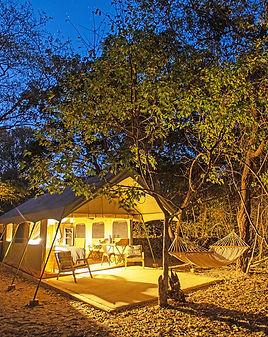 TSO_6940 - tent exterior with hammock.jp