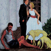 """""""The Rich Man and Lazarus"""" by Laura Jeanne Grimes"""