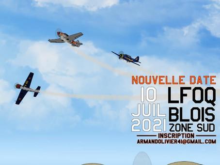 Flyin Aéropassion, repoussé au 10 juillet !