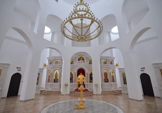 Храм г. Краснознаменск