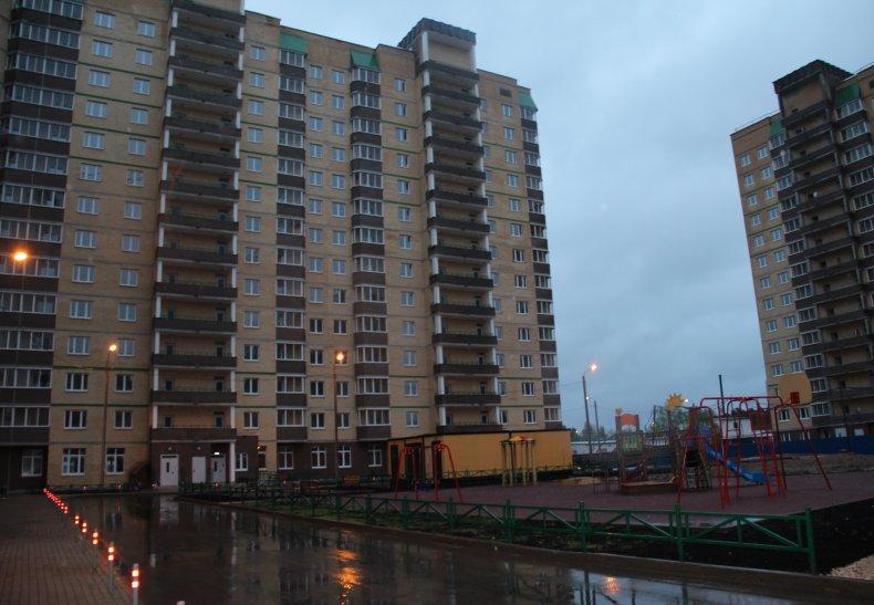 Зеленый Город, корпус 12 на 320 квартир