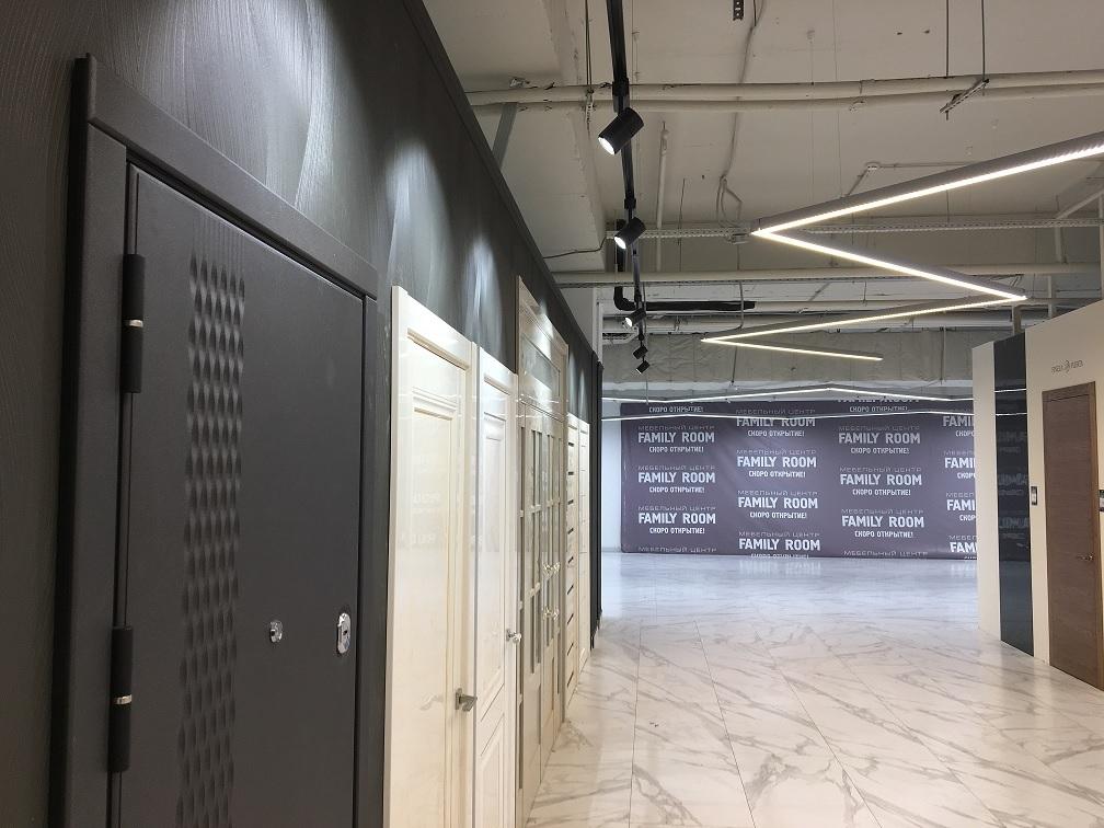 """Сеть магазинов """"Profil Doors"""""""