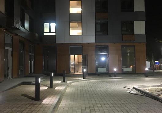Гостиничный комплекс, ул. Шереметьевская