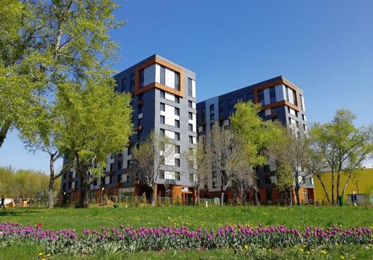 Гостиничный комплекс, ул Шереметьевская