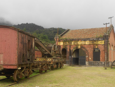 An amazing historical town surrounded by nature: PARANAPIACABA
