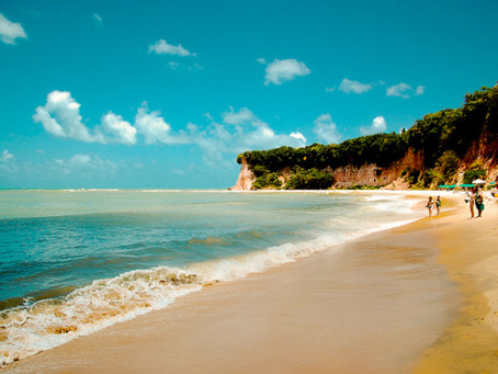 Praia da Pipa, a Mini World Tour in the Northeast of Brazil