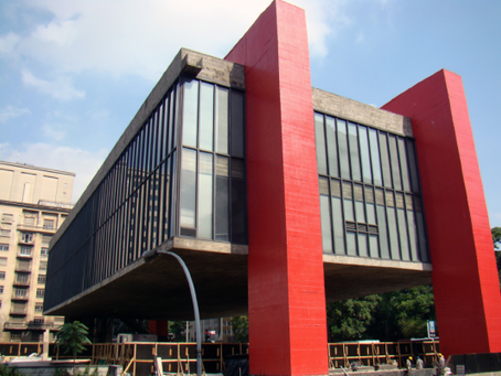 Museu de Arte de São Paulo MASP