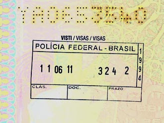 STUDENT VISA IN BRAZIL
