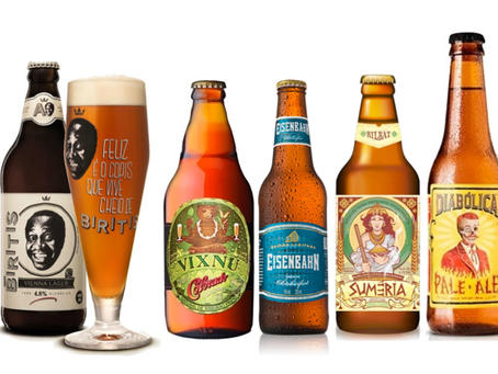 10 Beers to Drink in Brazil
