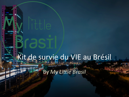 [French version] How to find an IVB and survive it in Brazil