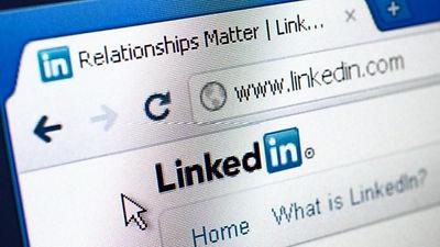 linkedin internet page