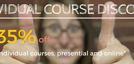 Super Discount! 35% off on individual courses