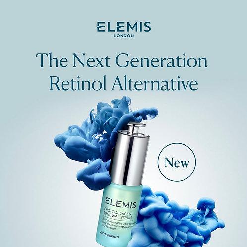 New Elemis Pro Collagen Renewal Serum 15ml