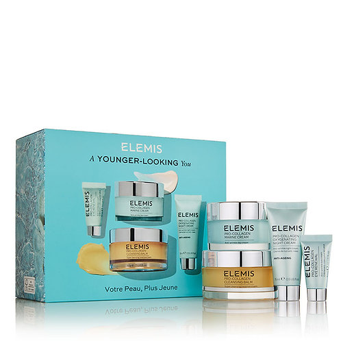 PRO COLLAGEN 4 STEP GIFT SET WORTH £125