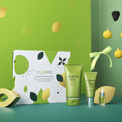 Superfood Delicious Delights Christmas SET LIMITED STOCK