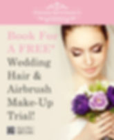 Wedding hair and makeup specialist, Newark, Doncaster