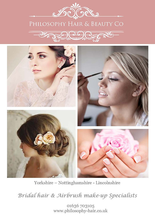 Specialist in wedding hair and Makeup, using airbrush makeup and Mac